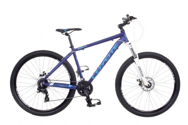 Coyote Shasta, 24 speed, 650b Gents, Blue